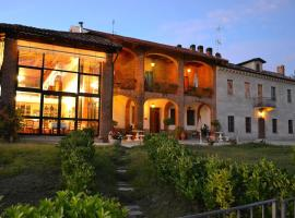 Monvillone, Cereseto (Serralunga di Crea yakınında)