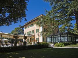 Hotel Villa Verdefiore, Appignano (Giuliodori yakınında)