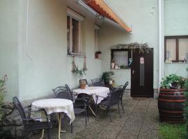 Rohonci Vendégház, Кёсег (рядом с городом Kőszegdoroszló)