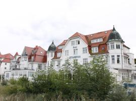 Hotel Stolteraa, Warnemünde