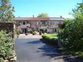 Appartement l'Eglantyne, Taponas (рядом с городом Корсель-ан-Божоле)