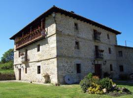 Casas Rurales La Toba, Bezana (рядом с городом Soncillo)