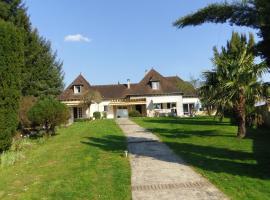 Le Saleix, Donzenac (рядом с городом Saint-Pardoux-l'Ortigier)