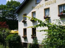 Hotel Restaurant Rengser Mühle, Bergneustadt