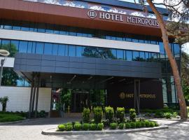 Metropolis Hotel, Bistriţa