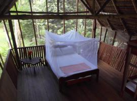 La Arenosa Lodge Tanimboca, Leticia (San Fernando yakınında)