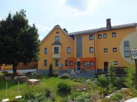 Landgasthof Zur Mühle, Naila (Schwarzenbach am Wald yakınında)