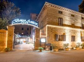 Hotel Borgo Antico, Монтерони-д'Арбия