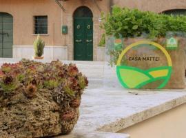 Agriturismo Casa Mattei, Arrone (Torre Orsina yakınında)
