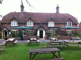 The Swan at Thatcham by Marston's Inns, Тэтчем (рядом с городом Kingsclere)