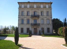 Chateau Du Comte, Ginestas (рядом с городом Ventenac-d'Aude)