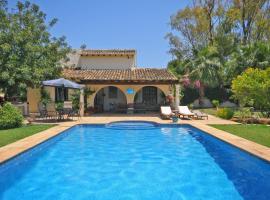 Villa Pinella, Denia (La Jara yakınında)