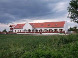 Bokréta Vendégház, Ganna