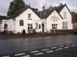 Glencarse Hotel, Glencarse (рядом с городом Newburgh)