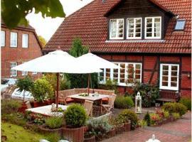 Hotel Pirsch-Mühle, Hamfelde in Holstein (nära Basthorst)