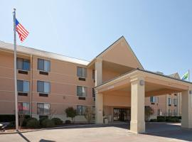 Brownwood Express Inn & Suites, Brownwood