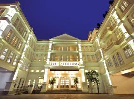 馬六甲斯特林精品酒店
