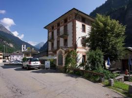Hotel La Cascata, Augio