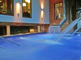 Resort Reserva del Saja & Spa, Ренедо (рядом с городом Сантотис)
