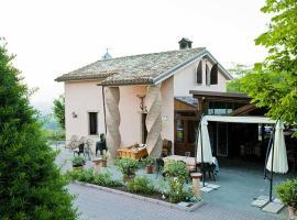 Croce Del Moro, Rosora (Mergo yakınında)