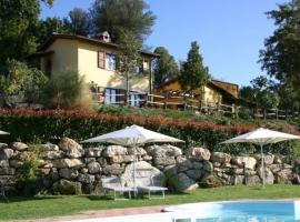 Orizzonte Casa Vacanze, Montecchio (Melezzole yakınında)