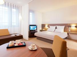 Novotel Suites Paris Velizy, Велизи-Вилакубле