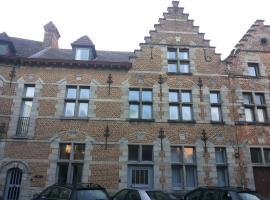 Apart'hotel Le Dix, Tournai