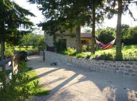 Pradis, Bertignat (рядом с городом Le Monestier)