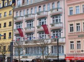 EA Hotel Jessenius, Karlowe Wary