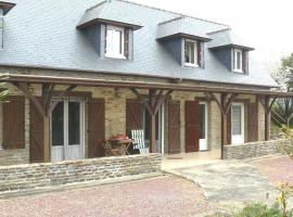 Chambre D'hôtes Les Tesnières - Baie du Mont St Michel, Crollon (рядом с городом Juilley)