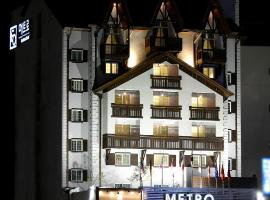 Cheonan Metro Tourist Hotel, Cheonan