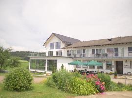 Hotel-Landgasthof Brachfeld, Sulz am Neckar (Hopfau yakınında)
