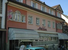 Hotel Café Adler