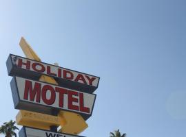 Indio Holiday Motel, Indio