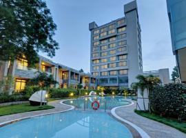 Boulevard 9 Luxury Resort & Spa, Nadiad (рядом с городом Kheda)