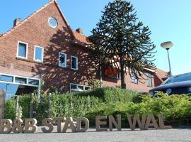 Stad en Wal B&B, Bergen op Zoom