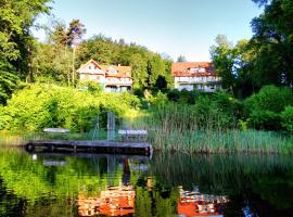 Waldseehotel Frenz, Chorin