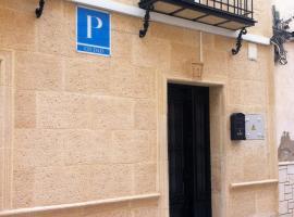 Pensión Ruiz, Linares