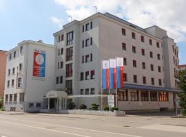 Sommerau-Ticino Swiss Quality Hotel, Dietikon (Rudolfstetten yakınında)