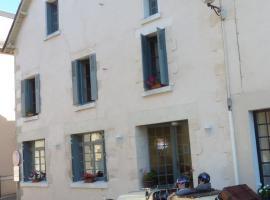 Le Logis B&B (Bed & Breakfast), La Trimouille (рядом с городом Bourg-Archambault)