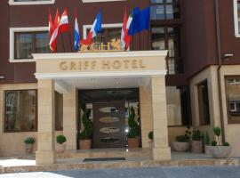 Griff Hotel Zalau, Залэу