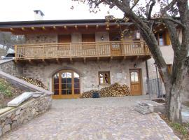 Agritur Maso Bornie, Grauno (Montesover yakınında)