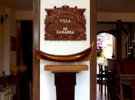 Pousada Villa de Cananea