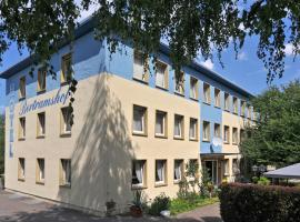 Hotel Bertramshof, Wismar (Steffin yakınında)