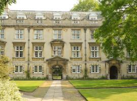 Christ's College Cambridge, Cambridge