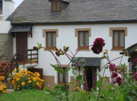 Apartamentos Rurales Romallande, Puerto de Vega (Cabrafigal yakınında)