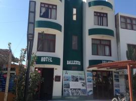 Paracas Hotel Ballestas Island