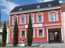 安吉麗娜別墅酒店, Langenzersdorf (克洛斯特新堡附近區域)