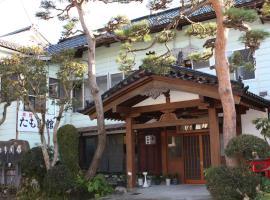 Tamonkan, Tsuruoka (Kinosawa yakınında)
