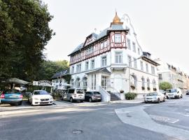 Parkhotel Meerane, Meerane